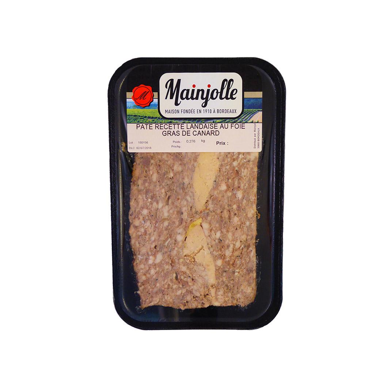 Les pâtés Mainjolle